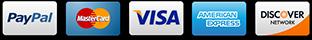 Paypal, Kreditkarte & Lastschrift