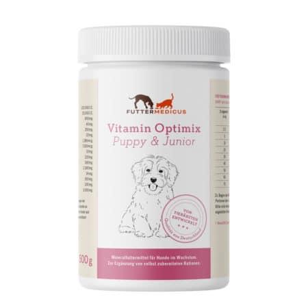 Vitamin Optimix Puppy & Junior
