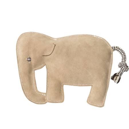 Scooby Elefant - NufNuf Lederspielzeug