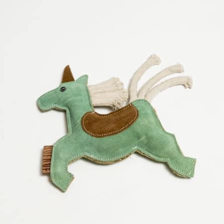 Scooby Einhorn - NufNuf Lederspielzeug