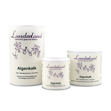 Algenkalk - Lunderland Supplement