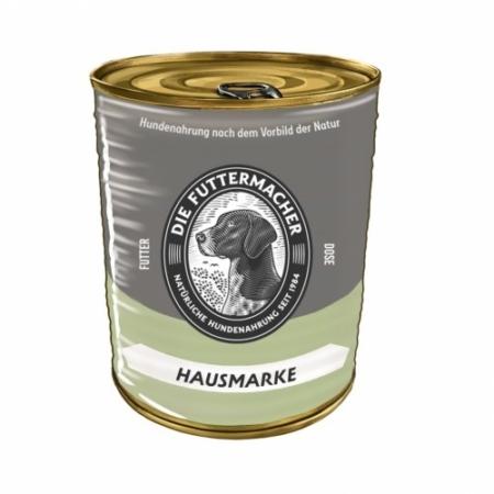 Hausmarke - Futtermacher Dose