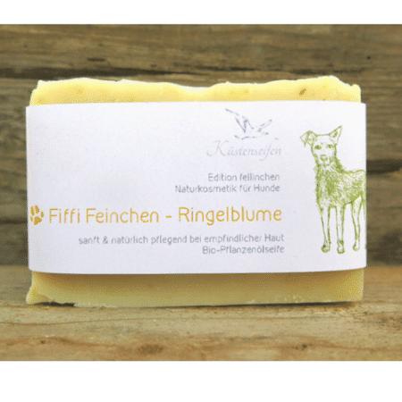 "Bio-Hundeseife & Shampoo ""Fiffi Feinchen"" - Küstenseifen"